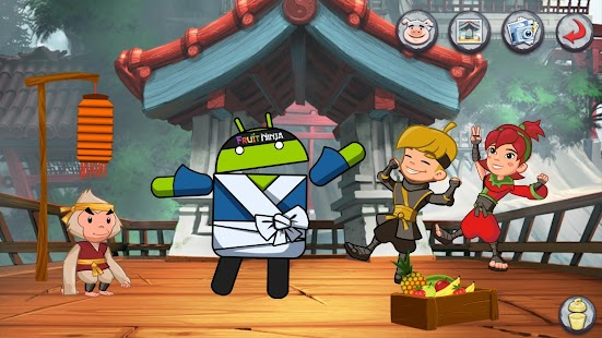 Fruit Ninja: Math Master - screenshot