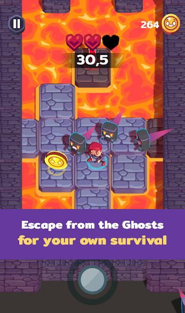 Evil Lava Dungeon