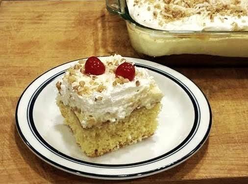 Millionaire's Cake Recipe