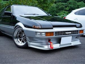 スプリンタートレノ AE86 GT-APEX 後期のカスタム事例画像 けいちゃん@さんの2020年08月03日20:10の投稿