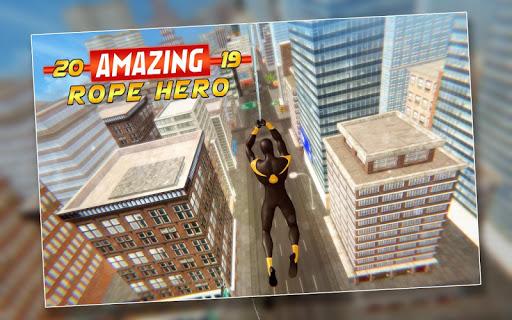 Amazing Rope Hero 2019 1.1.5 screenshots 1