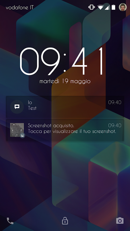 Transparent - CM13/CM12 Theme- screenshot