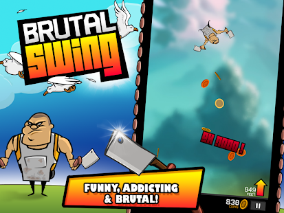 Brutal Swing- screenshot thumbnail