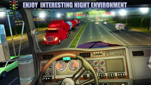 Oil Tanker Long Trailer Truck Simulator-Road Train for PC