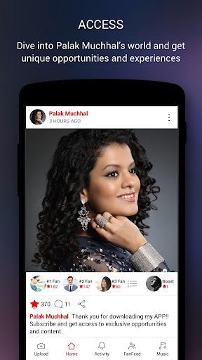 Palak Muchhal Official App 1.9345.0001 screenshots 1