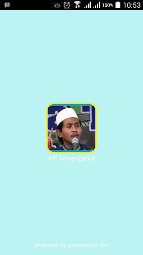 Tausyiah KH.Anwar Zahid