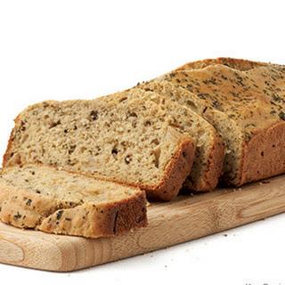 Roasted Garlic & Herb Bread.