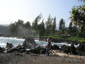 Photo: C1250075 Maui - wulkaniczne wybrzeze