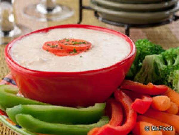 Fresh Tomato Dip Recipe