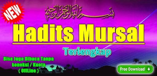 Contoh Hadits Dhaif Mursal 50
