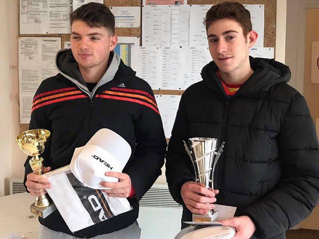 05/03/2018 - Doriam finaliste du tournoi de Marines