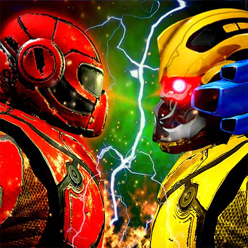 Real Transformer Robots War 3d:Steel Fighting 2017