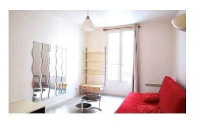 Location meublée studio 1 pièce 31 m² à Paris 17ème (75017), 1 100 €