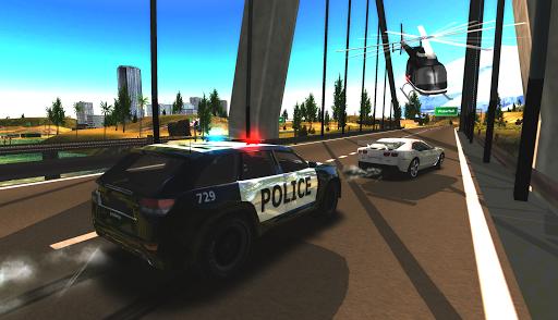 Crime City Police Car Driver apktram screenshots 3