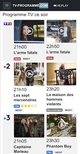 Programme TV 3.0 screenshots 1