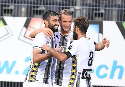 Kaveh Rezaei scoorde weeral een belangrijke goal voor Charleroi
