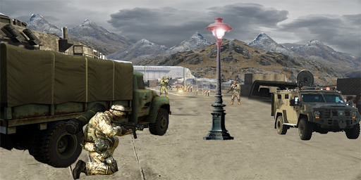 Anti-Terrorism shooter: FPS 3D Shooting Game 2018  captures d'écran 1