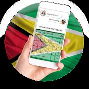 Guyana Flag Keyboard - Elegant Themes