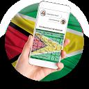 Guyana Flag Keyboard - Elegant Themes APK