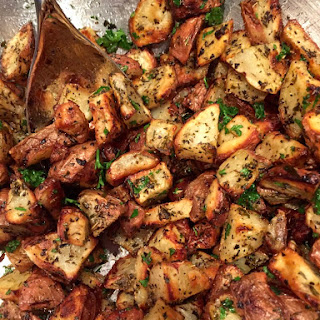 Tarragon Garlic Roasted Potatoes Recipes