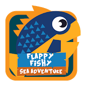 Flappy Fish - Sea Adventure