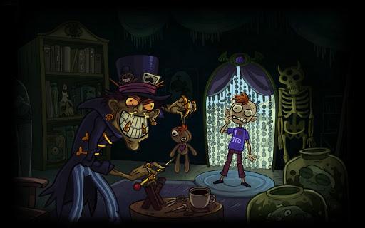 Troll Face Quest: Horror 3 apkmr screenshots 17