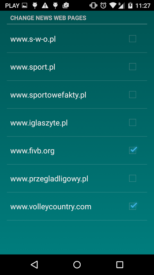 Volleyball Fan- screenshot