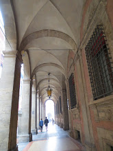 Photo: The Covered Walkways of Bologna