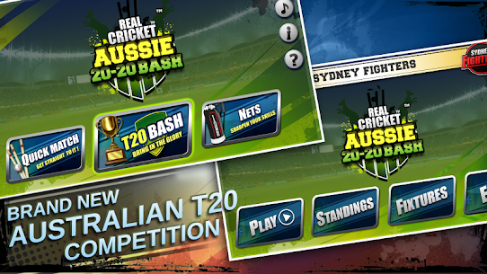 Real Cricket ™ Aussie 20 Bash App Download For Android 7