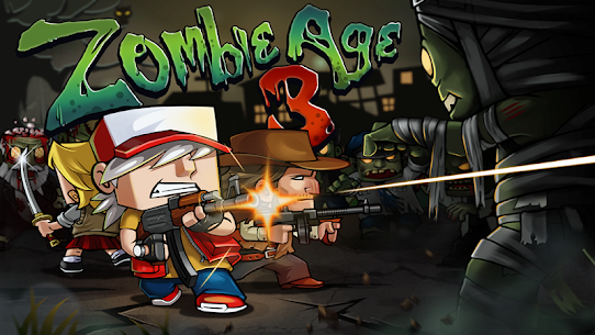 Zombie Age 3 MOD (Unlimited Money/Ammo) APKfor Android 1
