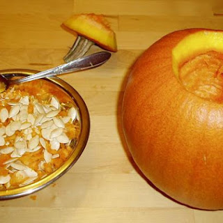 Stuffed Small Sugar Pumpkin