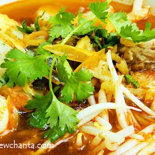 Tom Yum Noodles Recipe