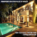 Property in Spain icon