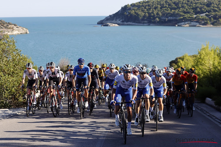 """Iljo Keisse komt na vijfde plek in Girorit met niets dan lof voor ritwinnaar: """"Dat was behoorlijk indrukwekkend!"""""""