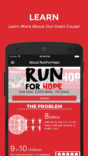玩免費遊戲APP|下載Run For Hope app不用錢|硬是要APP
