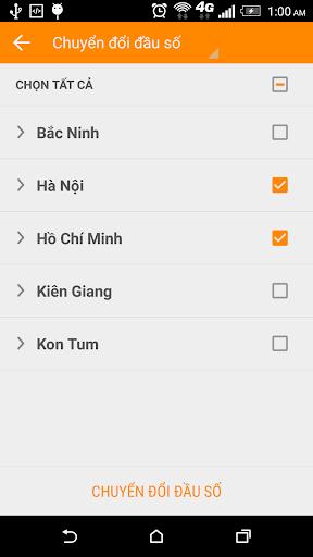 Chan cuoc goi, tin nhan rac screenshot 2