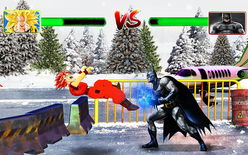 Superhero Fighting Games Grand Ring Arena Battle 1.2 screenshots 3