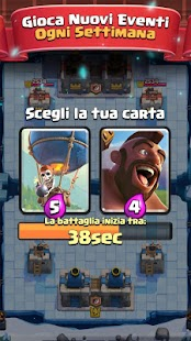 Clash Royale- miniatura screenshot