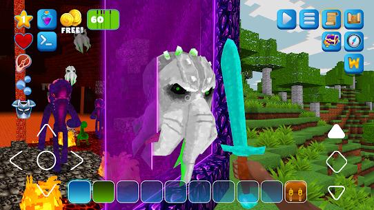 RealmCraft Build Survival Craft Skins to Minecraft 3