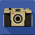 Pixel Camera Icon