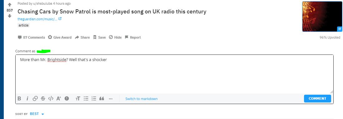 How to link in Reddit | Soar