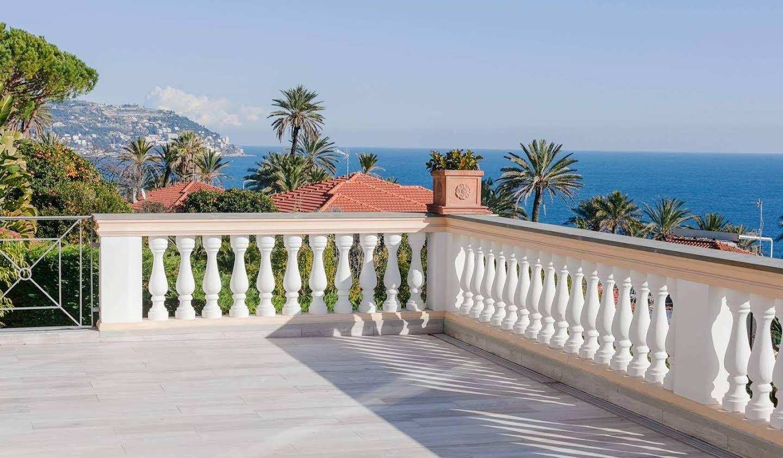 Villa avec jardin et terrasse Bordighera