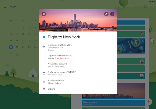 Google Calendar 6.0.8-220605953-release screenshots 8