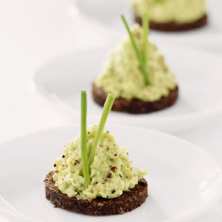 Pumpernickel Bread Appetizers Recipes.