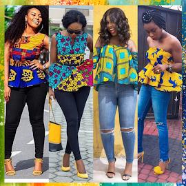 Latest African Dresses Fashion