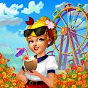 Matchland - Build your Theme Park icon