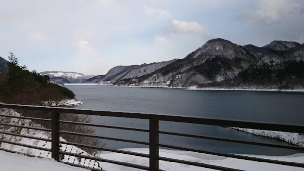 七ヶ宿ダム by マロン