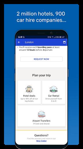 eDreams: Book cheap flights and travel deals 4.177.1 screenshots 7