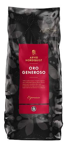 Kaffe Espresso oro HB 6x1000g