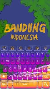 Bandung Keyboard - náhled